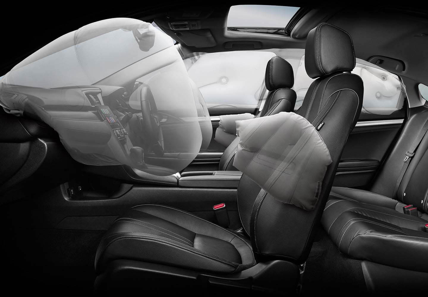 Civic Hatch Six Airbags