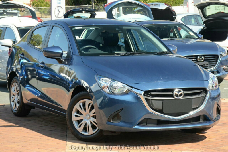 2018 Mazda 2 DL Series Neo Sedan Sedan