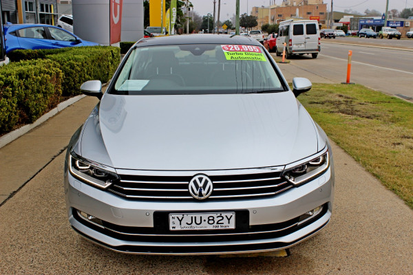 2015 MY16 Volkswagen Passat 3C (B8)  140TDI 140TDI - Highline Sedan