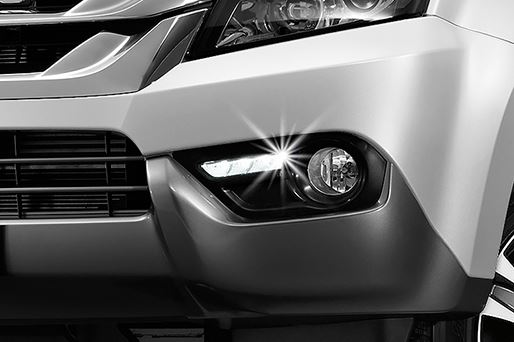 Daytime Running Lights (LS-U and LS-T)