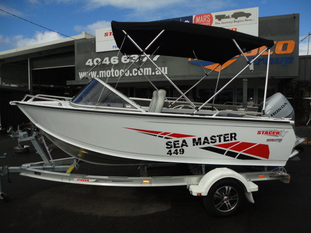 Stacer Seamaster