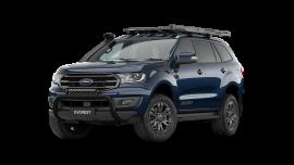 2021 MY21.25 Ford Everest UA II BaseCamp Suv
