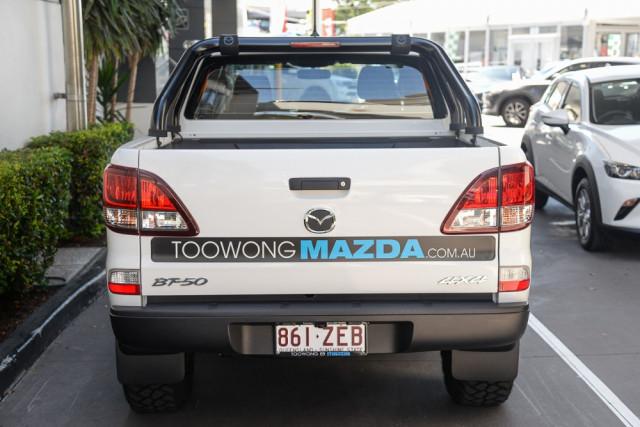 2019 Mazda BT-50 UR 4x4 3.2L Dual Cab Pickup XT Ute Image 4