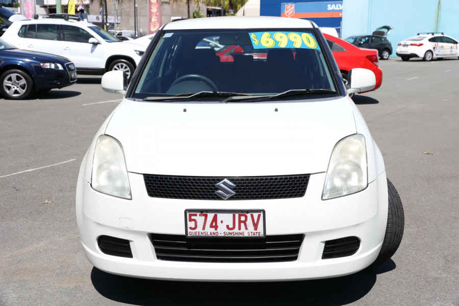 2006 Suzuki Swift RS415 RS415 Hatch Image 2