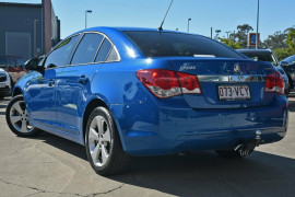 2014 Holden Cruze JH Series II MY14 Equipe Sedan