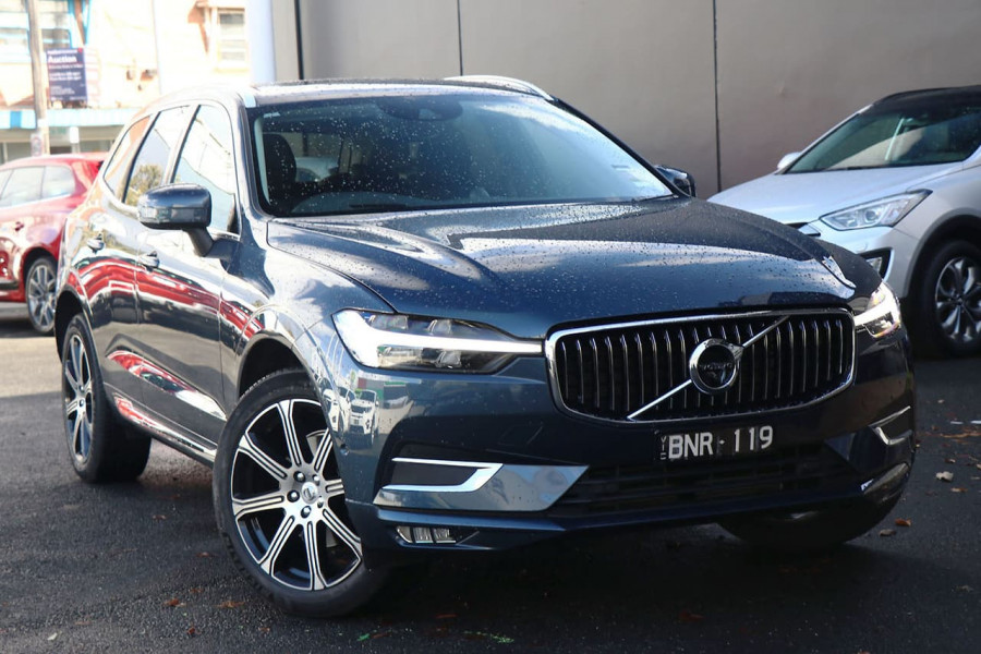 2021 Volvo XC60 (No Series) MY21 D4 Inscription Suv