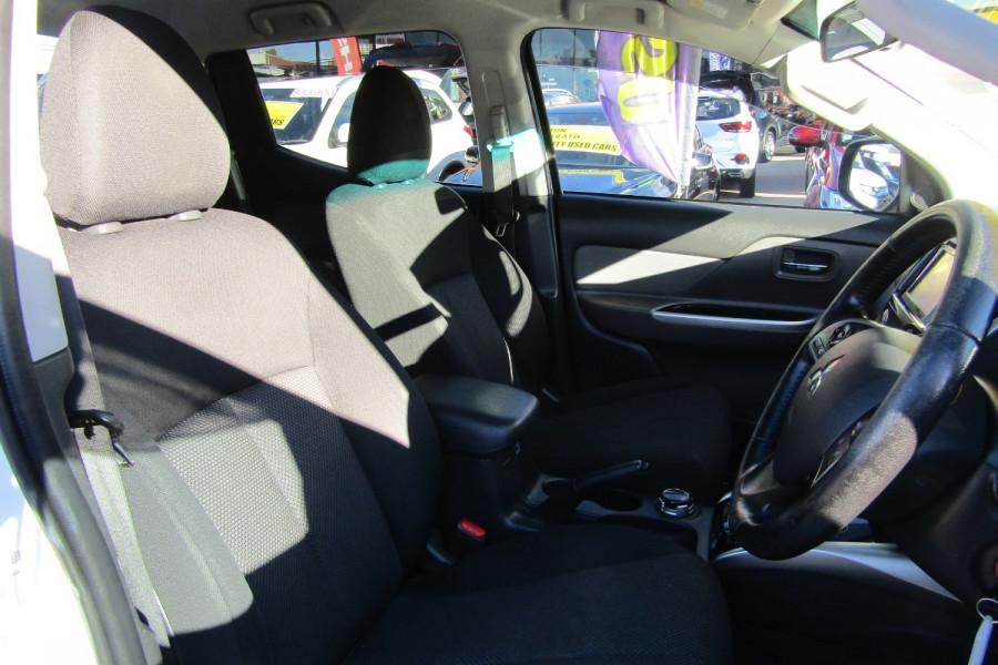 2016 MY17 Mitsubishi Triton MQ GLS Double Cab Pick Up 4WD Dual cab Image 20