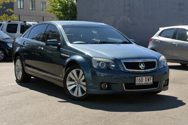 Holden Caprice WM MY09.5