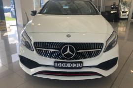 2016 Mercedes-Benz A Class W176 806MY A250 Hatchback Image 2