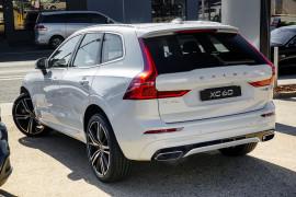 2018 Volvo XC60 UZ T6 R-Design Wagon