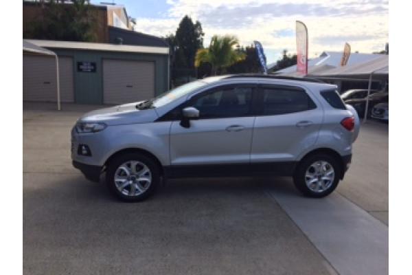 2015 Ford EcoSport BK Trend Suv Image 5