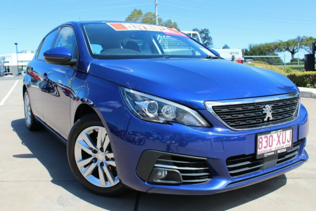 2017 MY18 Peugeot 308 T9 MY18 Active Hatchback