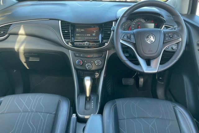 2017 Holden Trax LTZ