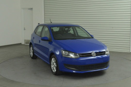 Volkswagen Polo 77TSI 6R MY14