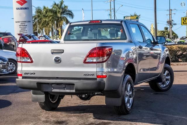 2019 Mazda BT-50 UR 4x4 3.2L Dual Cab Pickup XT Utility Image 3