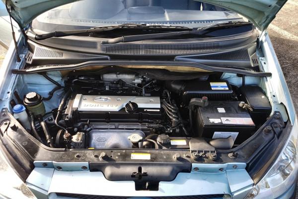 2006 Hyundai Getz Gl 3dr H TB MY06 Hatch Image 3