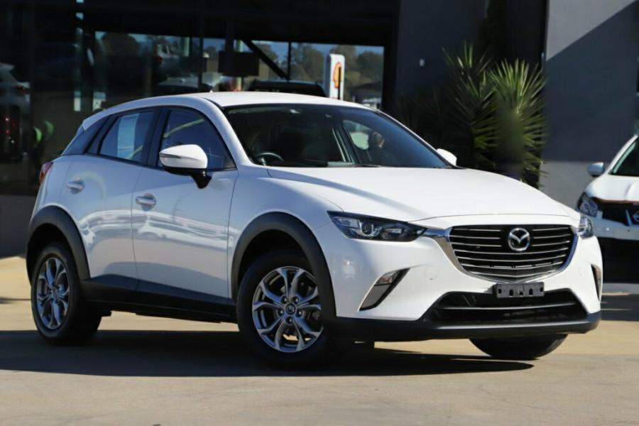 2018 Mazda CX-3 DK2WSA Maxx SKYACTIV-Drive Suv