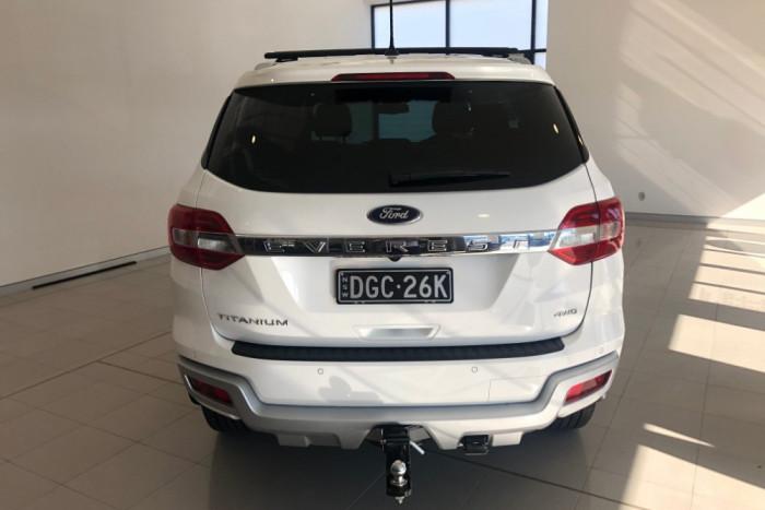 2018 MY19 Ford Everest UA II 2019.00MY Titanium Suv Image 13