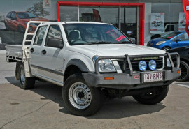 Holden Rodeo LX Crew Cab RA MY06