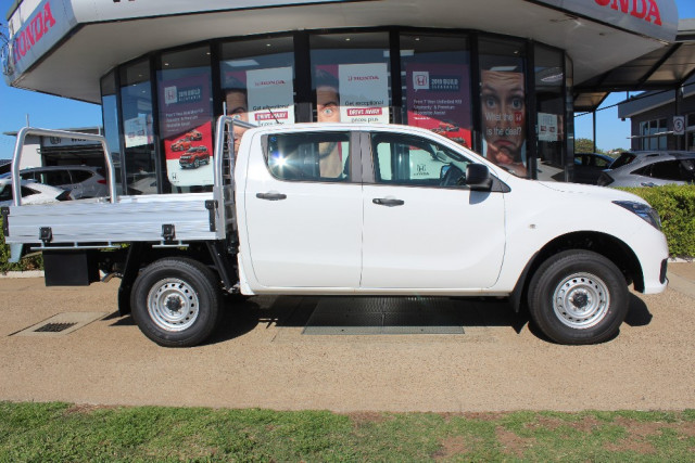 2019 Mazda BT-50 UR 4x4 3.2L Dual Cab Chassis XT Other Image 4