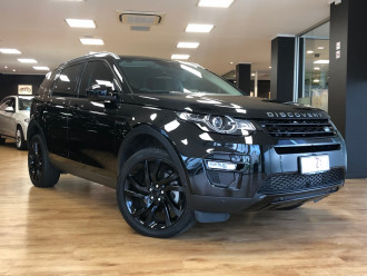 Land Rover Discovery Sport SD4 HSE L550 MY15