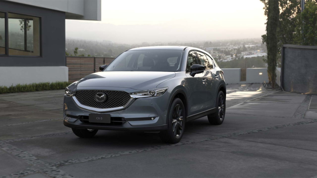 CX-5 WHERE SOPHISTICATION MEETS PERFORMANCE<br>NEW MAZDA CX-5 GT SP GRADE