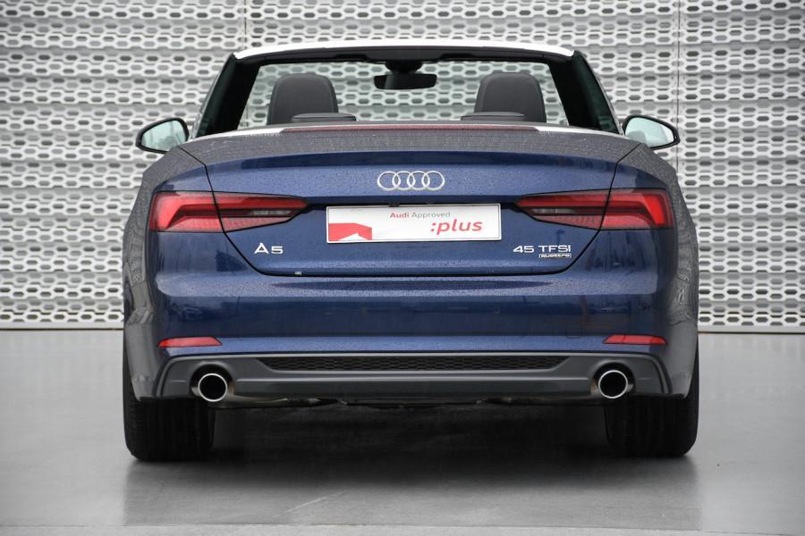 2019 Audi A5 F5 MY19 45 TFSI Cabriolet Image 4