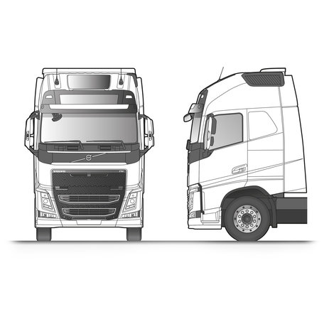 The new Volvo FH16 Globetrotter XL cab
