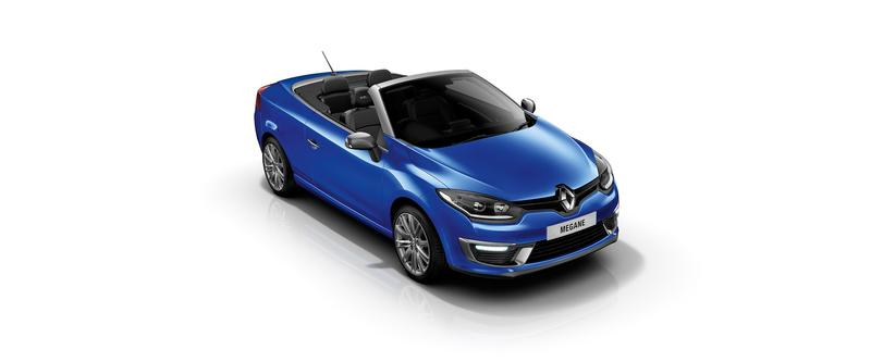 Megane Coupe-Cabriolet Beautiful from every angle
