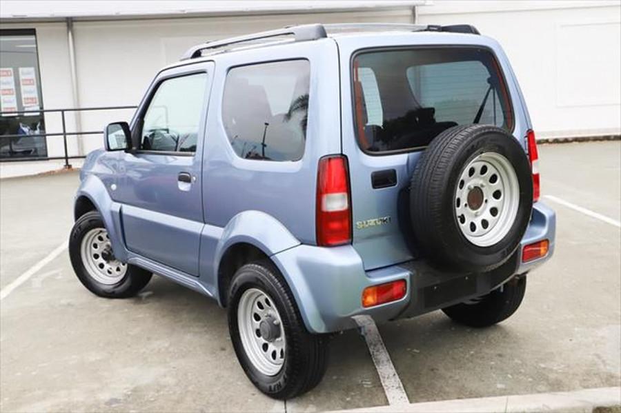 2012 Suzuki Jimny SN413 T6 Sierra Hardtop Image 2