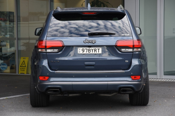 2019 Jeep Grand Cherokee WK S Limited Suv Image 4