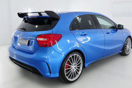 2015 MY55 Mercedes-Benz A-class W176 805+055MY A45 AMG Hatchback Image 2