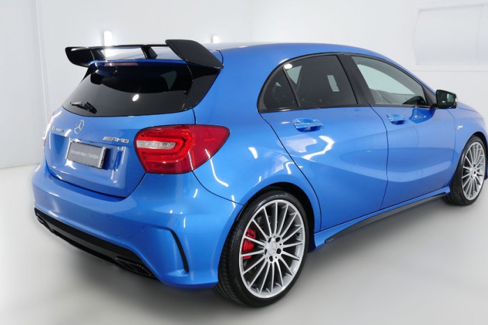 2015 MY55 Mercedes-Benz A-class W176 805+055MY A45 AMG Hatchback