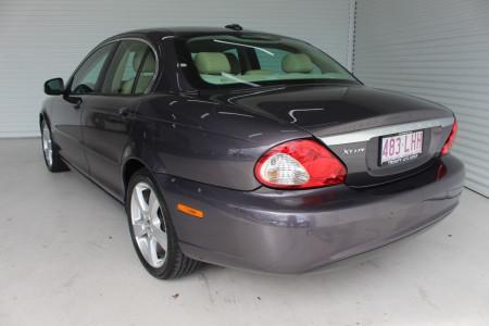2008 MY09 Jaguar X-type X400 MY09 LE Sedan Image 4