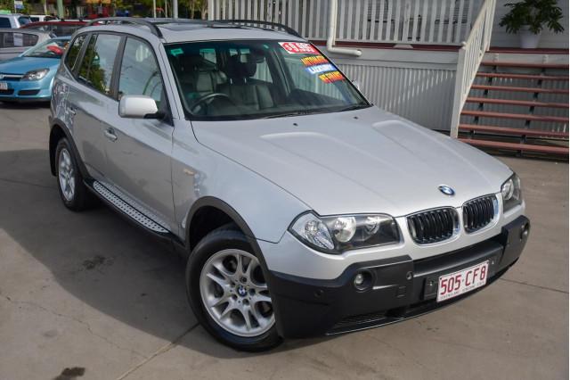 2004 BMW X3 E83 MY05 Suv