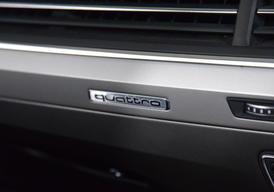 2016 Audi Q7 Audi Q7 3.0 Tdi Quattro Auto 3.0 Tdi Quattro Suv