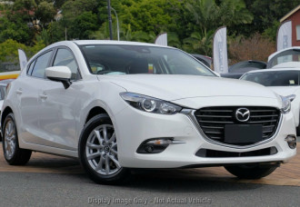 Mazda 3 Maxx Sport Hatch BN Series