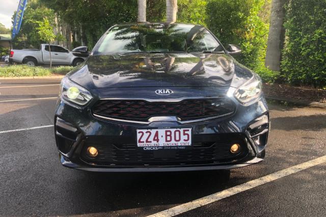 2019 MY20 Kia Cerato BD GT Sedan Image 2