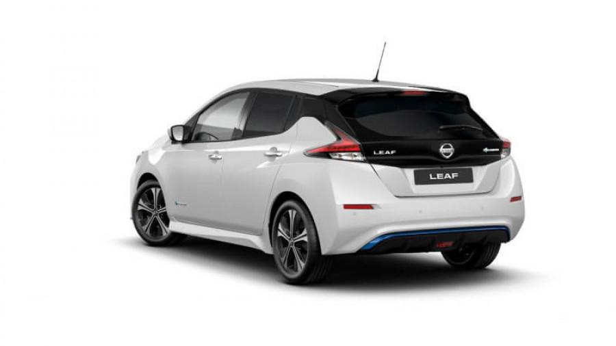 2021 Nissan LEAF ZE1 E Plus Hatchback Image 25