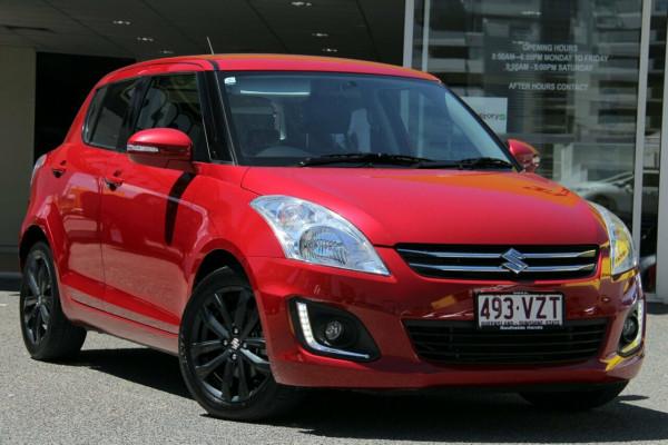 Suzuki Swift GLX Navigator FZ