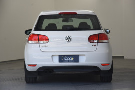 2011 MY12 Volkswagen Golf VI MY12 118TSI Hatchback Image 4