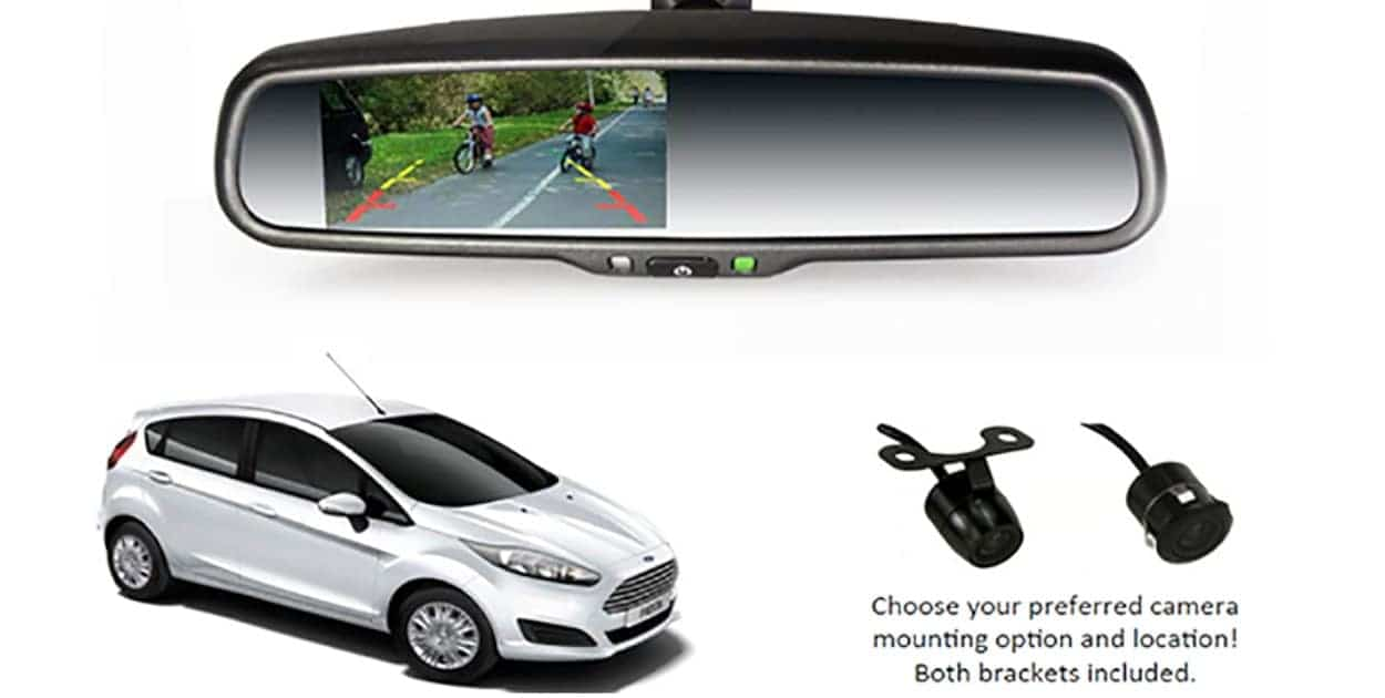 "<img src=""Reverse Camera with Rain Sensing Wipers"