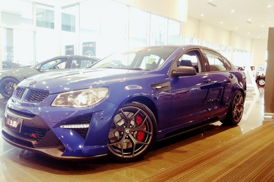 2017 HSV GTSR Gen F2 GTSR Sedan