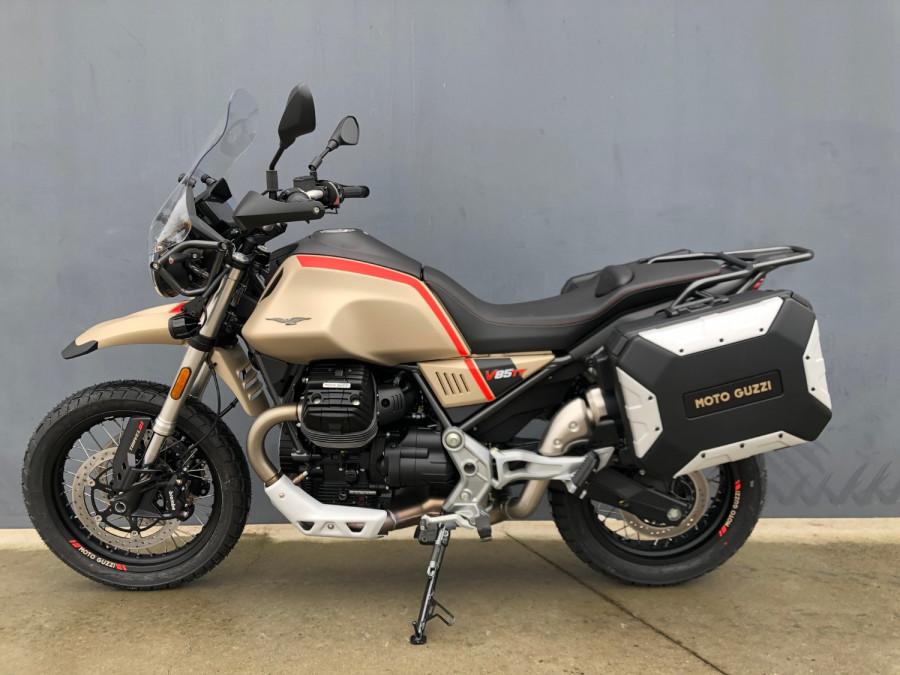 2020 Moto Guzzi V85TT Travel Motorcycle Image 3