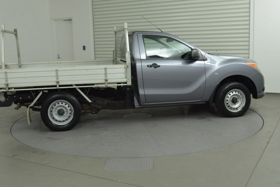 2013 Mazda BT-50 UP0YD1 XT