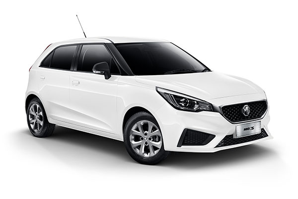 2019 MY20 MG MG3 SZP1 Core Hatchback
