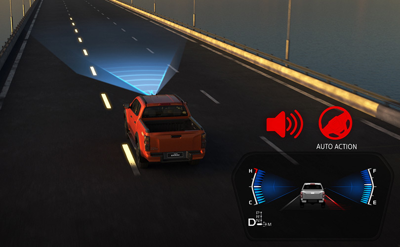 Driver Attention Assist Image