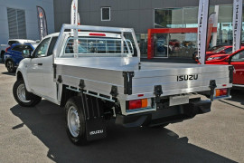 2020 MY21 Isuzu UTE D-MAX SX 4x4 Space Cab Chassis Cab chassis Mobile Image 4
