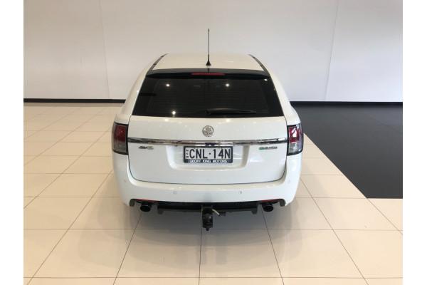 2013 Holden Commodore VE II SV6 Z Series Sportwagon Image 5