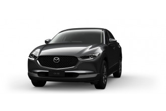 2021 Mazda CX-30 DM Series G20 Pure Other Image 3